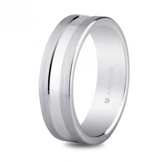 Alianza plata 6mm confort (5760031)