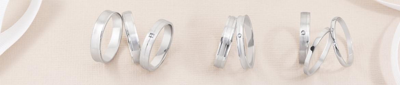 Alianzas de Platino para tu boda | Argyor.es
