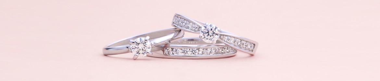 Anillos de platino y diamantes: Anillos de calidad excepcional | Argyor