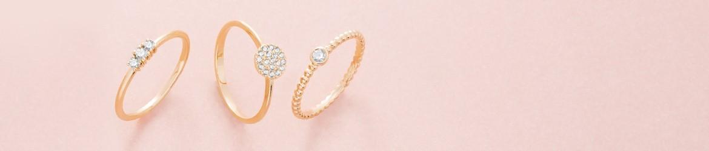 Anillos de compromiso de oro rosa 18k con diamantes | Argyor.es