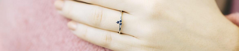 Colección Piccolo. Joyas para novia con diamantes, zafiros y circonitas | Argyor.es